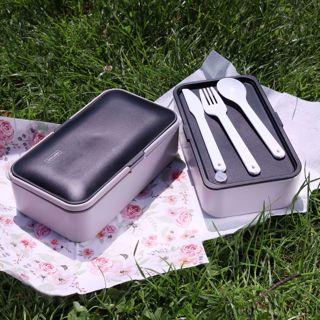 Dwupoziomowe Pudełko na Lunch prezent dla chłopaka
