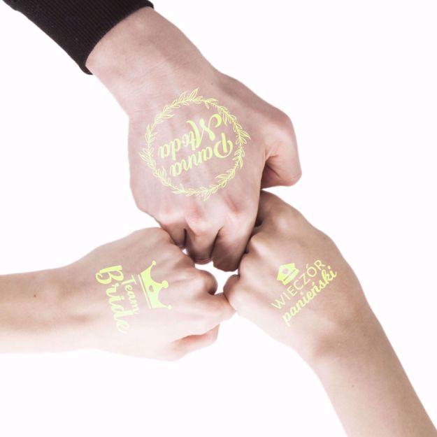 Tatuaże na Wieczór Panieński – Neonowe sklep warszawa