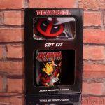 Deadpool – Zestaw Prezentowy  prezent dla brata na urodziny