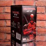 Deadpool – Zestaw Prezentowy  prezent dla chłopaka