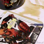 Deadpool – Zestaw Prezentowy  prezent dla chłopaka na urodziny