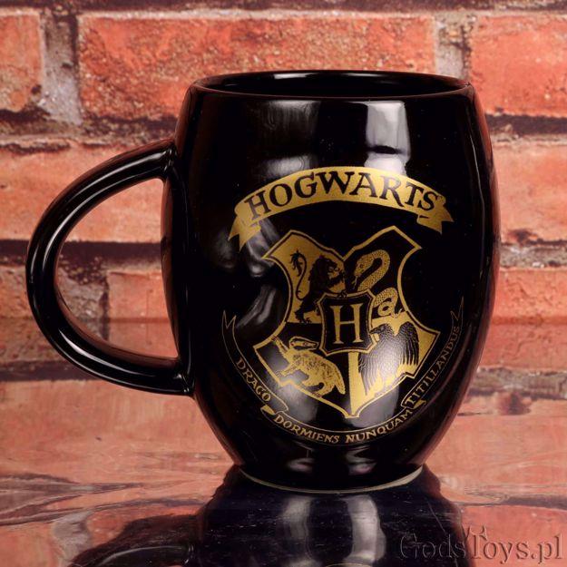 Harry Potter – Kubek Złoty Hogwart prezent dla siostry