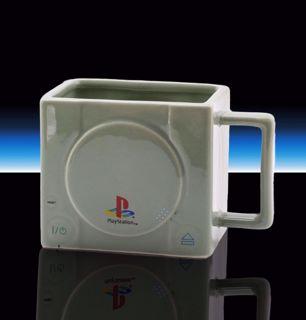 Kubek Gracza Playstation prezent dla informatyka