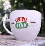 Friends Central Perk – Duża Filiżanka prezent dla przyjaciółki