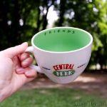 Friends Central Perk – Duża Filiżanka prezent dla dziewczyny