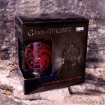 Gra o Tron – Kufel Targaryanów - Czarny prezent dla brata