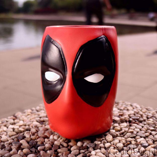 Deadpool – Kubek 3D prezent dla chłopaka