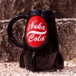 Fallout – Kubek 3D – Nuka Cola prezent dla chłopaka związany z grami