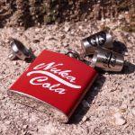 Fallout – Piersiówka z Kieliszkami – Nuka Cola prezent dla brata