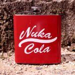 Fallout – Piersiówka z Kieliszkami – Nuka Cola prezent dla ojca