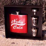Fallout – Piersiówka z Kieliszkami – Nuka Cola prezent dla gracza