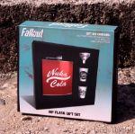 Fallout – Piersiówka z Kieliszkami – Nuka Cola prezent na 18 urodziny
