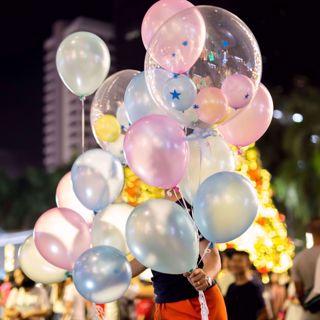 Balony z helem warszawa mokotów