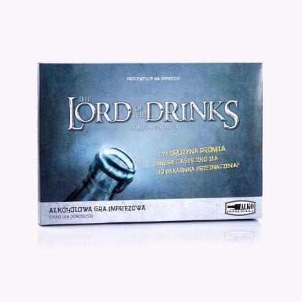 Gra alkoholowa Lord of The Drinks śmieszna gra towarzyska