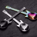 Gitarowe łyżeczki prezent dla siostry warszawa