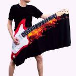 Ręcznik gitarzysty prezent dla metalowca