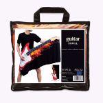 Gitarowy ręcznik pomysł na prezent dla siostry