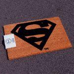 Wycieraczka Superamana prezent urodzinowy dla fana