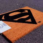 Wycieraczka Superamana prezent licencyjny dla niego warszawa