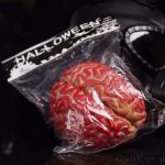 Sztuczny mózg straszne przebrania sklep warszawa