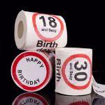 Urodzinowy papier toaletowy śmieszny prezent na urodziny sklep w warszawie