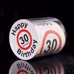 Urodzinowy papier toaletowy śmieszny prezent na 30-tkę dla przyjaciółki