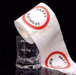 Urodzinowy papier toaletowy prezent na urodziny dla faceta