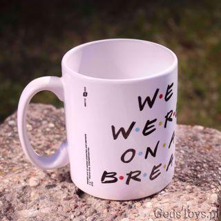 Friends Kubek czas na przerwę kubek dla mamy do kawy