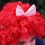 opaska pinup w groszki opaska na włosy wieczór panieński