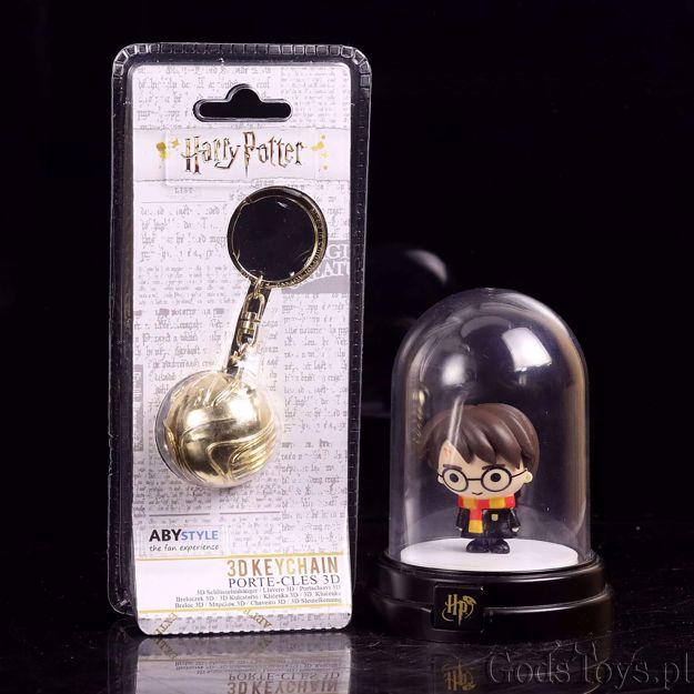 Harry Potter brelok złoty znicz brelok do kluczy