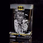 Szklanka batman i joker gadżety na licencji z batmana prezent dla chłopaka na mikołajki
