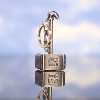 Brelok do kluczy młot thora prezent dla fana marvela