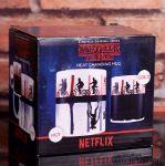 Stranger Things magiczny kubek netflix serial oryginalny gadżety