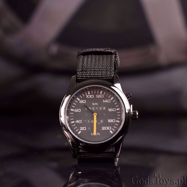 Zegarek prękościomierz prezent dla motocyklisty