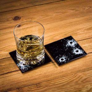 Gitarowy zestaw do whisky prezent na święta dla szefa