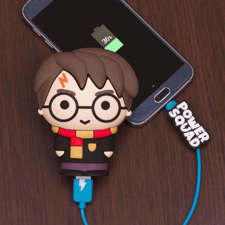Powerbank Harry potter prezent dla niej na święta