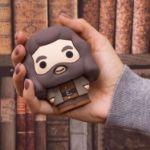 Powerbank Hagrid Powersquad gadżety z harrego pottera do komórki