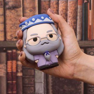 Powersquad powerbank albus dumbledore gadzety dla dziewczyny do telefonu