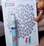Mapa zdrapka 100 pomysłów na zabawę dla dzieci prezent dla siostry