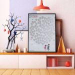 Mapa zdrapka 100 pomysłów na zabawę dla dzieci prezent dla młodego rodzica