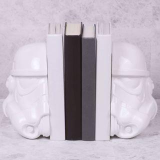 Podstawki do Książek w kształcie głowy stormtroopera
