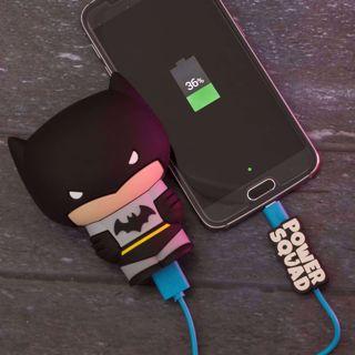 PowerSquad – Powerbank Batman prezent dla chłopaka