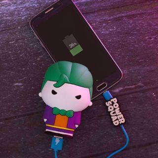 PowerSquad – Powerbank Joker prezent licencyjny na święta