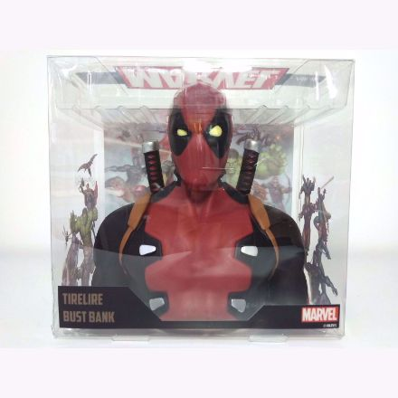Outlet Skarbonka Deadpool prezent dla Fana filmu