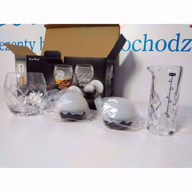 Outlet Zestaw Yarai Rock Glass wyprzedaż