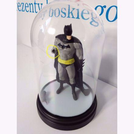 Outlet Lampka Batman w Kuli prezent