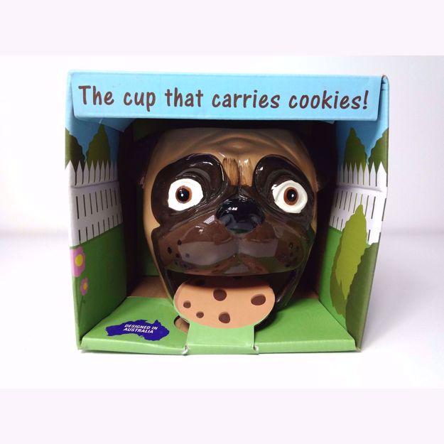 Outlet Kubek – Pies na Słodycze słodki prezent dla siostry