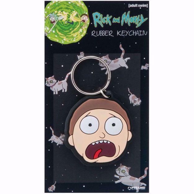 Rick & Morty – Brelok Morty prezent dla chłopaka