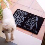 Star Wars Wycieraczka Welcome to The Dark Side prezent na parapetówkę