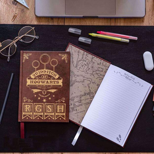 Harry Potter – Notes Quidditch prezent dla dziewczyny